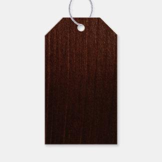 Etiquetas Para Regalos madera