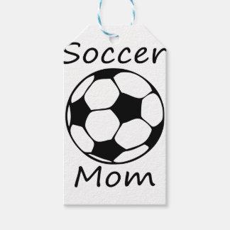 Etiquetas Para Regalos mamá del fútbol