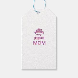 Etiquetas Para Regalos Mamá loca del desfile