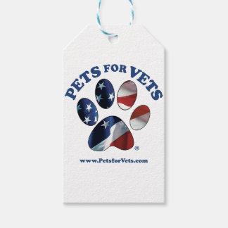 Etiquetas Para Regalos Mascotas para los veterinarios