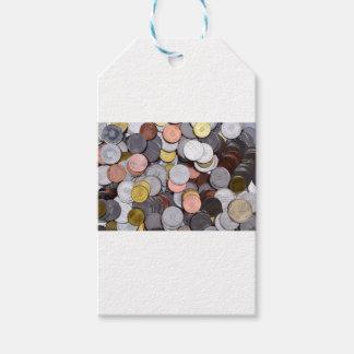 Etiquetas Para Regalos monedas rumanas