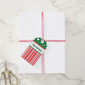 Etiquetas Para Regalos Navidad chiflado