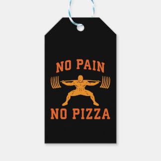 Etiquetas Para Regalos Ningún dolor, ninguna pizza - carburadores -
