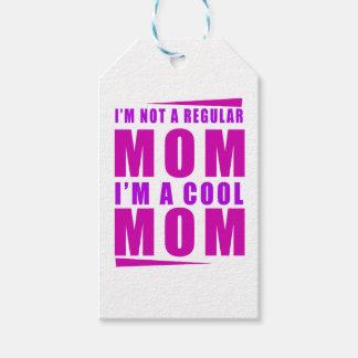 Etiquetas Para Regalos No soy una mamá del régulo que soy madre fresca