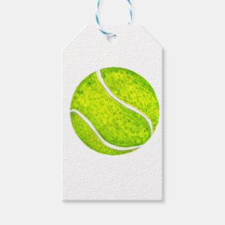 Etiquetas Para Regalos Pelota de tenis Sketch4