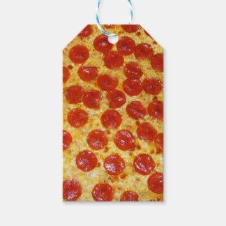 Etiquetas Para Regalos Pizza de salchichones