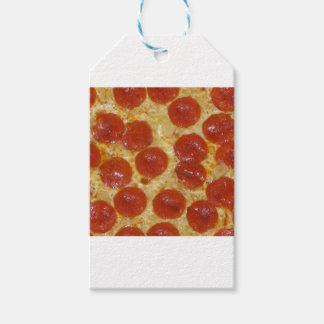 Etiquetas Para Regalos pizza de salchichones grande
