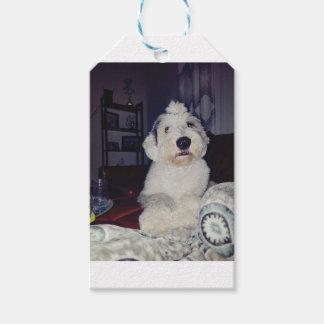 Etiquetas Para Regalos Sam el perro pastor