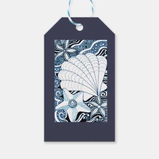 Etiquetas Para Regalos Seashells