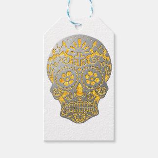 Etiquetas Para Regalos Skull2MetalFire