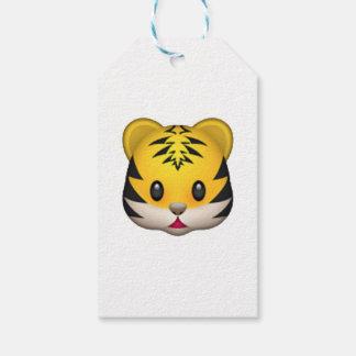 Etiquetas Para Regalos Tigre - Emoji