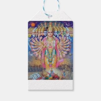 Etiquetas Para Regalos Vishnu