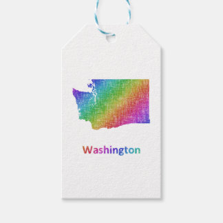 Etiquetas Para Regalos Washington