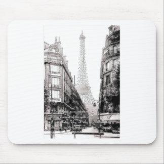 Eu amo París del que de Por - porqué lo hace el am Alfombrilla De Ratón
