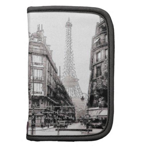 Eu amo París del que de Por - porqué lo hace el am Organizadores