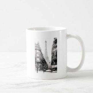 Eu amo París del que de Por - porqué lo hace el Taza De Café