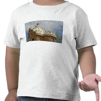Europa España Catalunya Barcelona Parque Guell Camisetas