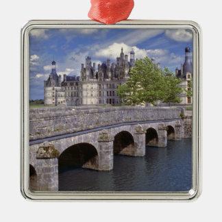 Europa, Francia, Chambord. Ventajas de piedra de u Adorno De Navidad
