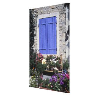 Europa, Francia, Provence, Aix-en-Provence Impresión En Tela