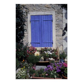 Europa, Francia, Provence, Aix-en-Provence Póster