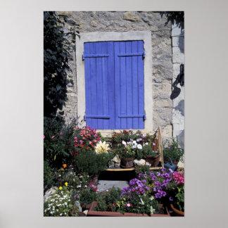 Europa, Francia, Provence, Aix-en-Provence Poster