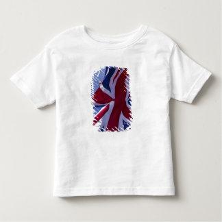 Europa, Inglaterra, bandera británica Camiseta De Niño