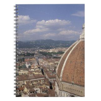 Europa, Italia, Toscana, Florencia. Del de la plaz Libreta
