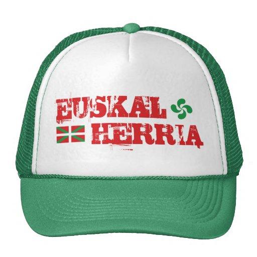 EUSKAL HERRIA GORRO DE CAMIONERO