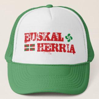 EUSKAL HERRIA GORRA DE CAMIONERO