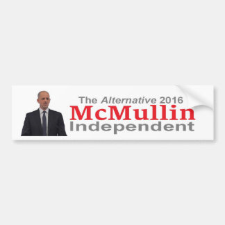Evan McMULLIN 2016 Pegatina Para Coche