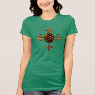 Evangélico-Abigarrado Camiseta