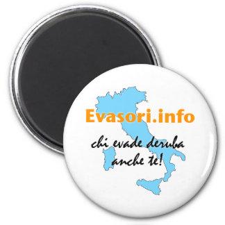 Evasori.info: calamita imán