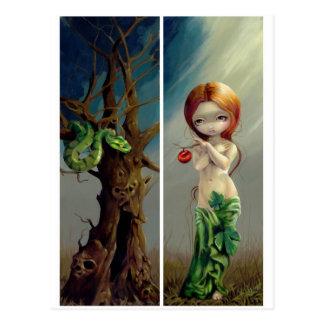 """""""Eve y el árbol postal del conocimiento"""""""