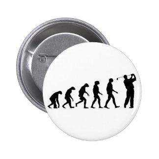 Evolución del golf chapa redonda de 5 cm