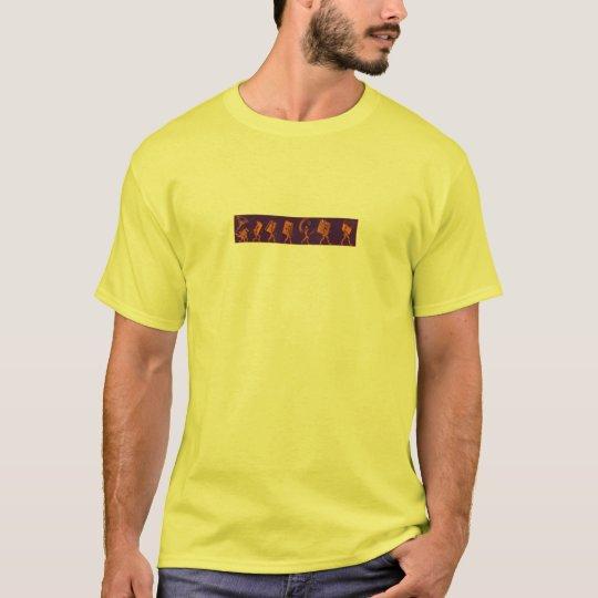 Evolución del sonido camiseta
