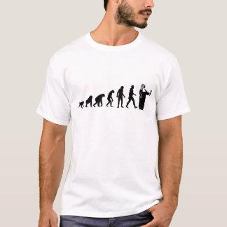 Evolución humana: Camiseta del juez