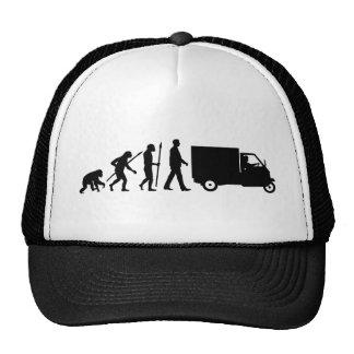 Evolución of usted Piaggio Ape mini transporter Gorras De Camionero