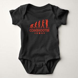 Evolución retra de Coinshooter Body Para Bebé