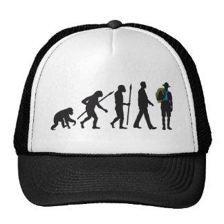 Evolución scout gorra