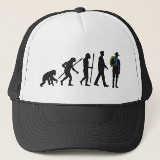 Evolución scout gorra de camionero