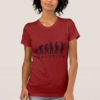 evolution saxophon camisetas