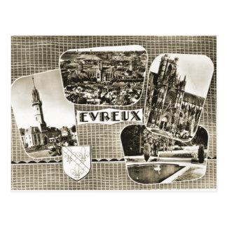 Evreux, tarjeta temprana del multiview