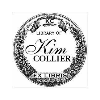 Ex Libris - sello del Bookplate - modificado para