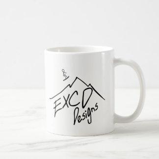 EXCD diseña la taza clásica