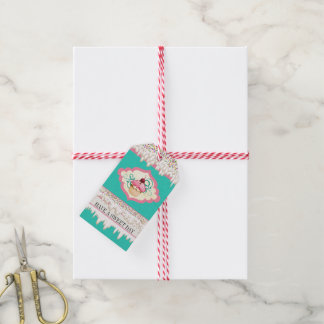 Exclusiva 4 usted de las etiquetas del regalo de