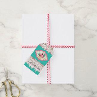 Exclusiva 4 usted de las etiquetas del regalo de etiquetas para regalos