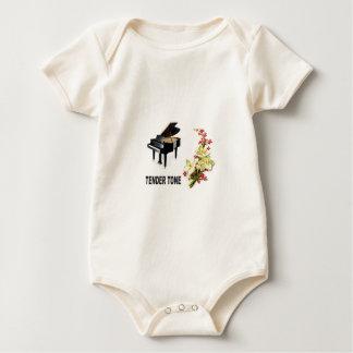 exhibición blanda del tono body para bebé