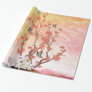Exhibición de Ikebana Papel De Regalo