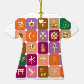 EXHIBICIÓN solamente: ICONOS religiosos Ornatos