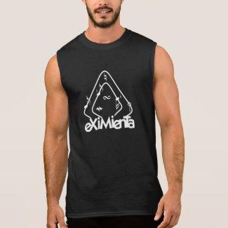 eXiMienTa logo piramide Camisetas Sin Mangas